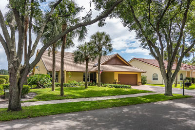 Boca Raton Single Family Home For Sale: 2541 NW 39th Street