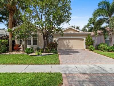 Boynton Beach Single Family Home For Sale: 11139 Mandalay Way