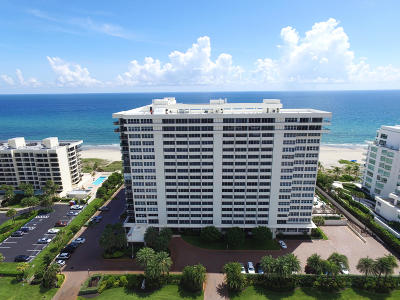Palm Beach County Condo For Sale: 2000 S Ocean Boulevard #12-C