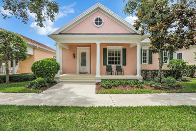 Jupiter Single Family Home For Sale: 231 Poinciana Drive
