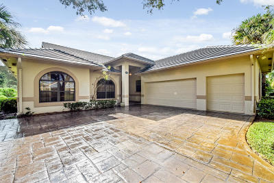 Hobe Sound Single Family Home For Sale: 11706 SE Plandome Drive