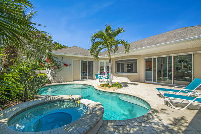 Vero Beach Single Family Home For Sale: 222 Oak Hammock Circle SW