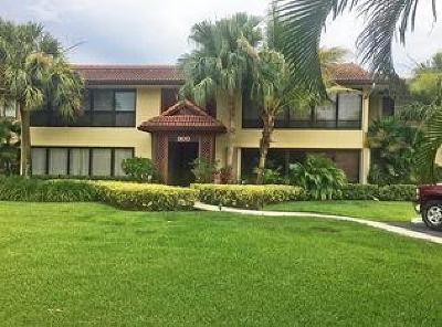 Palm Beach Gardens FL Condo For Sale: $199,000