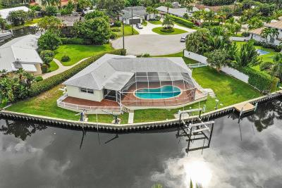 Palm Beach Gardens Single Family Home For Sale: 14091 Port Circle