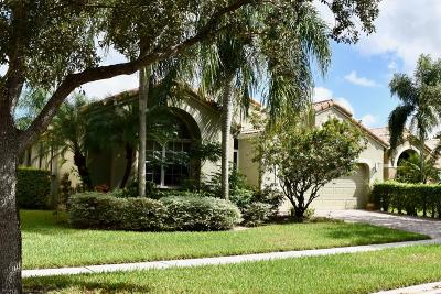 Boynton Beach Single Family Home For Sale: 6297 Copper Lake Court