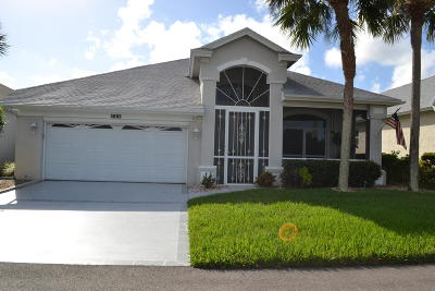 Port Saint Lucie Single Family Home Contingent: 544 NW Lambrusco Drive