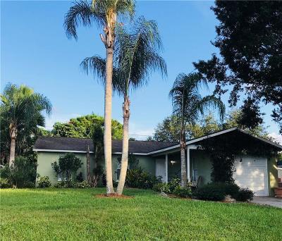 Sebastian Single Family Home For Sale: 745 Wentworth Street