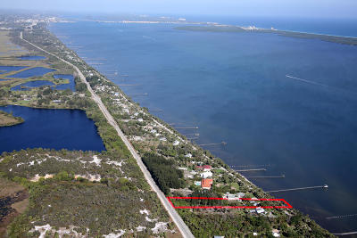 Fort Pierce Single Family Home For Sale: 5603 S Indian River Drive