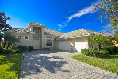 Port Saint Lucie Single Family Home For Sale: 453 NW Dover Court