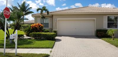 West Palm Beach Single Family Home For Sale: 2151 Umbrella Cay