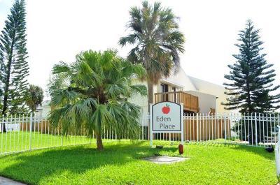 West Palm Beach FL Condo For Sale: $80,000