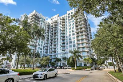 West Palm Beach Condo For Sale: 300 S Australian Avenue #918