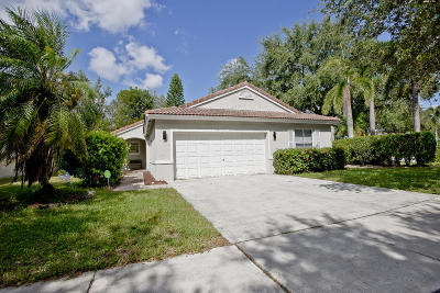 Coconut Creek Single Family Home For Sale: 5407 NW 49th Street