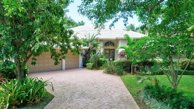 Les Jardins, Les Jardins, Patch Reef Estates Single Family Home For Sale: 2345 NW 46th Street NW