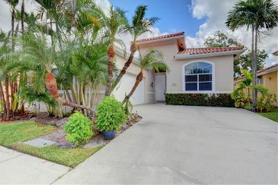 Lake Worth Single Family Home For Sale: 7286 Spinnaker Bay Drive