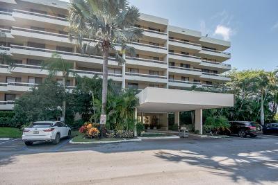 Boca Raton Condo For Sale: 23200 Camino Del Mar #308