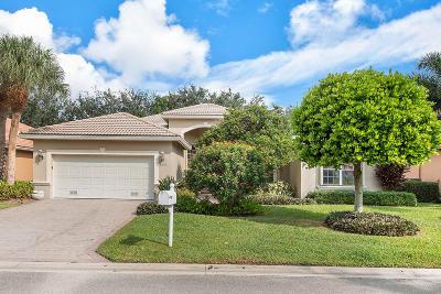 Delray Beach Single Family Home For Sale: 6537 Via Palermo