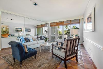 Palm Beach Condo For Sale: 100 Royal Palm Way #F2