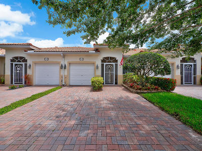 West Palm Beach Single Family Home For Sale: 2352 Windjammer Way