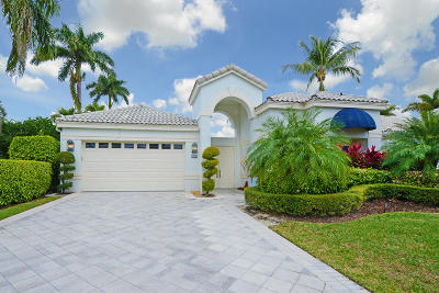 Boca Raton Single Family Home For Sale: 3507 NW Clubside Circle