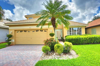 Delray Beach Single Family Home For Sale: 7612 Doubleton Drive