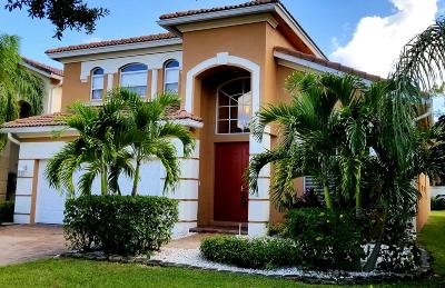 West Palm Beach Single Family Home For Sale: 421 Gazetta Way