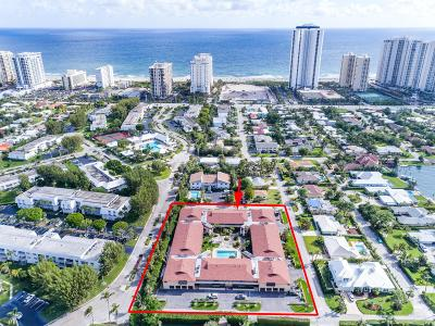 Singer Island Condo For Sale: 1100 Surf Road #201