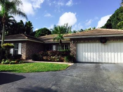 Plantation Single Family Home For Sale: 501 NW 118th Avenue