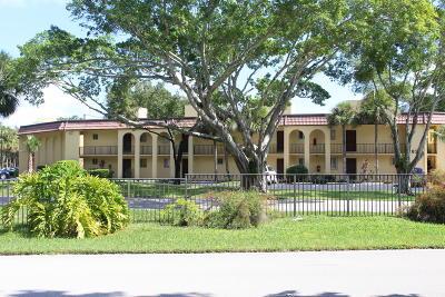 Boca Raton Condo For Sale: 824 SW 9th Street Circle #102