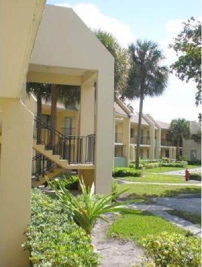 Boynton Beach Condo For Sale: 908 Meadows Circle #908