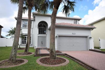Lake Worth Single Family Home For Sale: 7681 Northtree Way