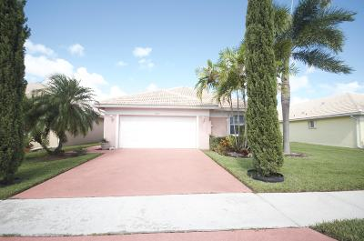 Boynton Beach Single Family Home For Sale: 5093 Marla Drive