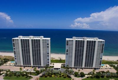 Ocean Towers, Ocean Towers Condominium, Ocean Towers South Condo Apts Condo For Sale: 2800 S Ocean Boulevard #6-C