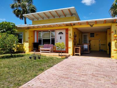 Lake Worth Single Family Home For Sale: 1517 Street