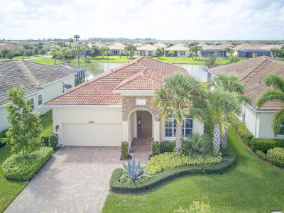 Port Saint Lucie Single Family Home For Sale: 10464 SW Visconti Way