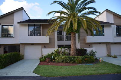 Boca Raton FL Townhouse For Sale: $339,000