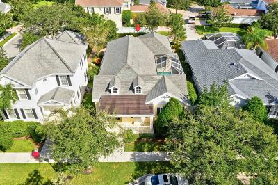 Jupiter Single Family Home For Sale: 215 Newhaven Boulevard