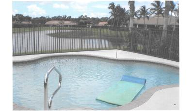 Boynton Beach Single Family Home For Sale: 5141 Palazzo Place