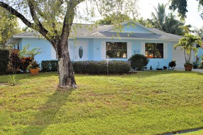 Port Saint Lucie Single Family Home For Sale: 291 NW Biltmore Street