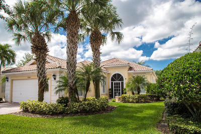 Palm Beach Gardens Single Family Home For Sale: 8724 Oldham Way