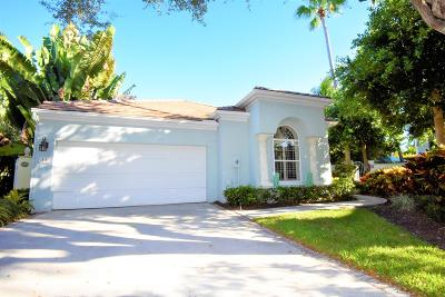 Juno Beach Single Family Home For Sale: 14 Grand Bay Circle