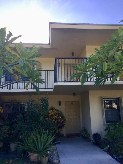 Delray Beach Condo For Sale: 2916 SW 22nd Circle #202c