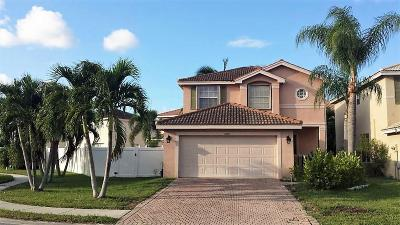 Greenacres FL Single Family Home For Sale: $285,000