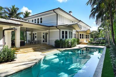 Palm Beach Single Family Home For Sale: 113 Clarke Avenue