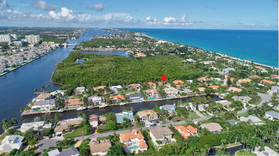 Ocean Ridge Single Family Home For Sale: 34 Harbour Drive