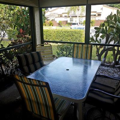 Delray Beach Condo For Sale: 14109 Nesting Way #D