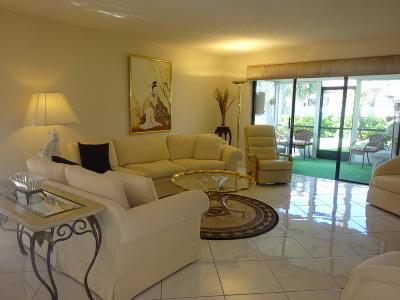 Boca Raton Condo For Sale: 8045 Eastlake Drive #1-A