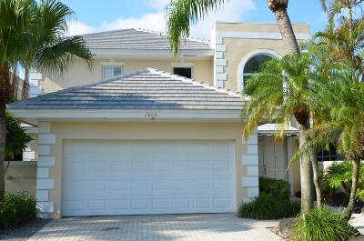 Boca Raton Single Family Home For Sale: 7808 Travlers Tree Drive
