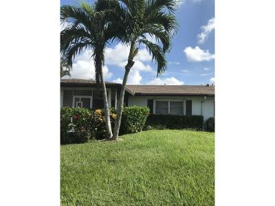 Delray Beach Single Family Home For Sale: 13876 Packard Terrace
