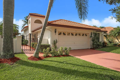Delray Beach Single Family Home For Sale: 30 Bosun Way